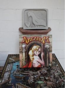 Arcanum Wand 1