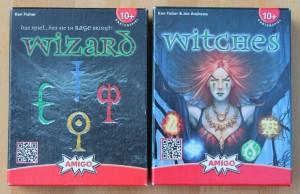 Wiz und Witch hell